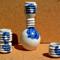 Sake-bottle/cups